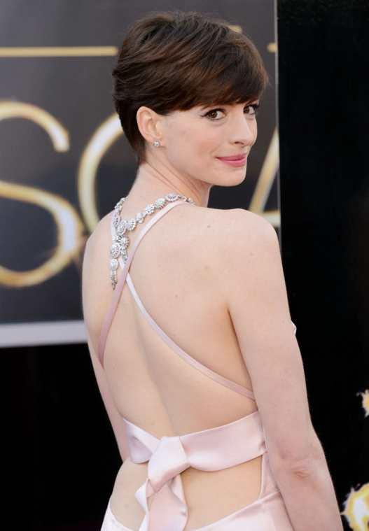 Anne Hathaway,2013 Oscars