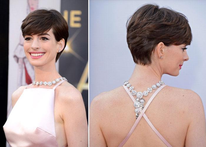 Anne Hathaway, Oscar 2013-