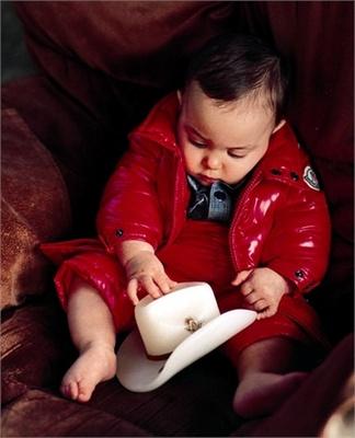 Baby moncler foto n.6
