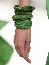 Bracciali green