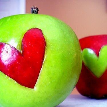 ...se non avete ancora trovato l'altra metà della mela...