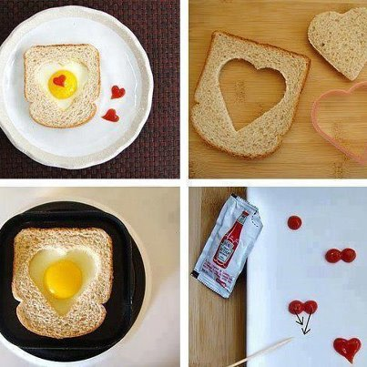 ....se non avete ancora trovato qualcuno con cui condividere la colazione...