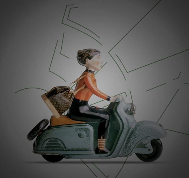 Moto Noé Bag