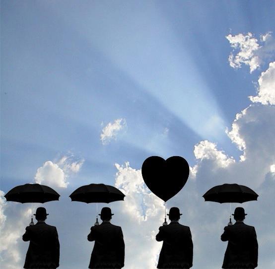 Magritte inspiration