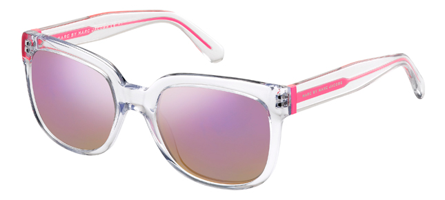 Marc by Marc Jacpbs, ghiaccio ed aste con inseri pink