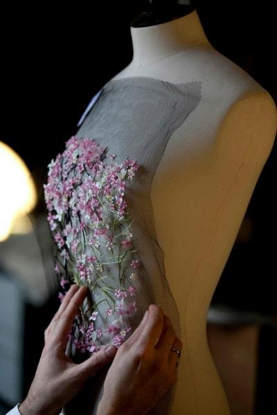 Christian Dior, Haute Couture