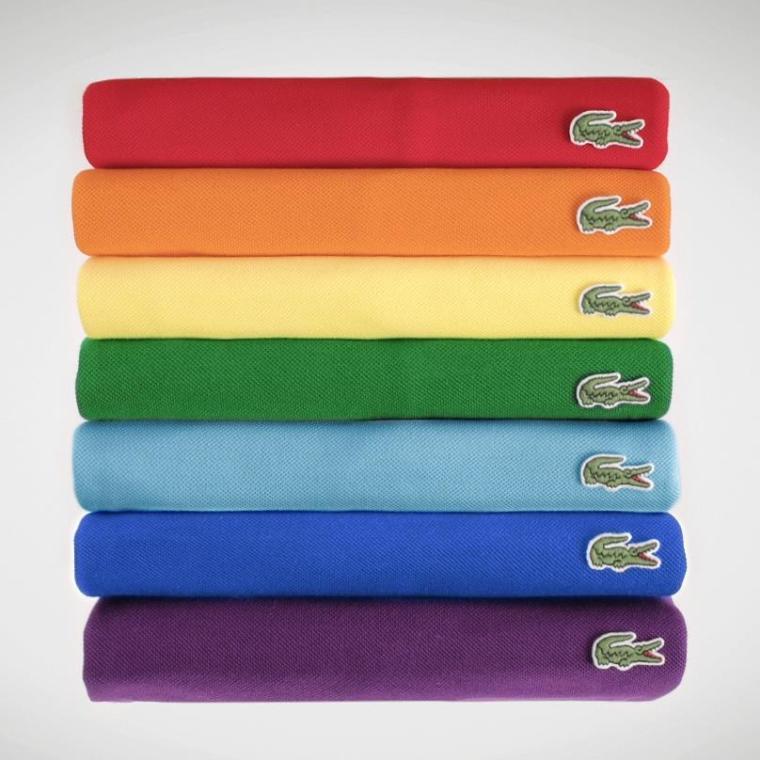 Lacoste, multicolor