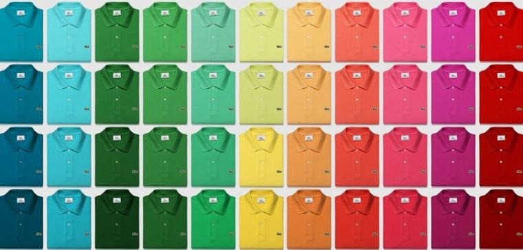 Lacoste multicolor