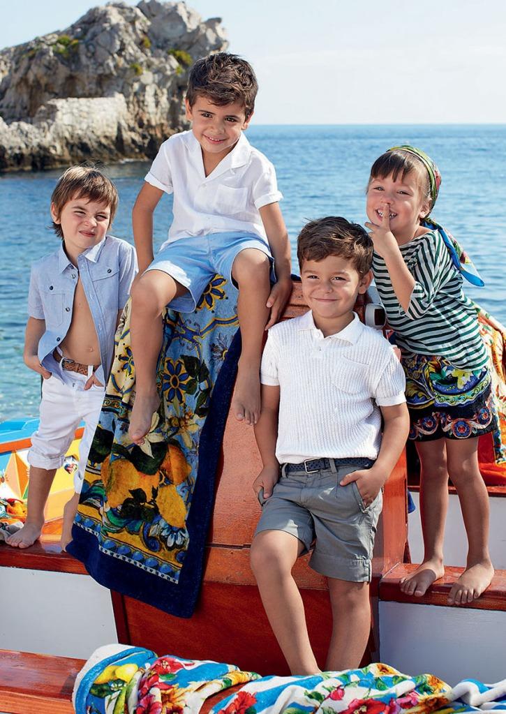 D&G Kids, Collection P/E2013
