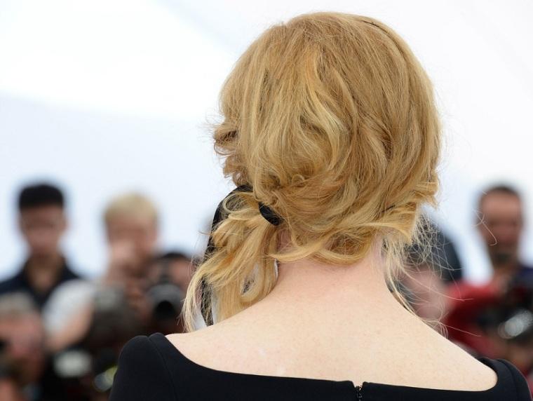 Nicole Kidman, hairstyle