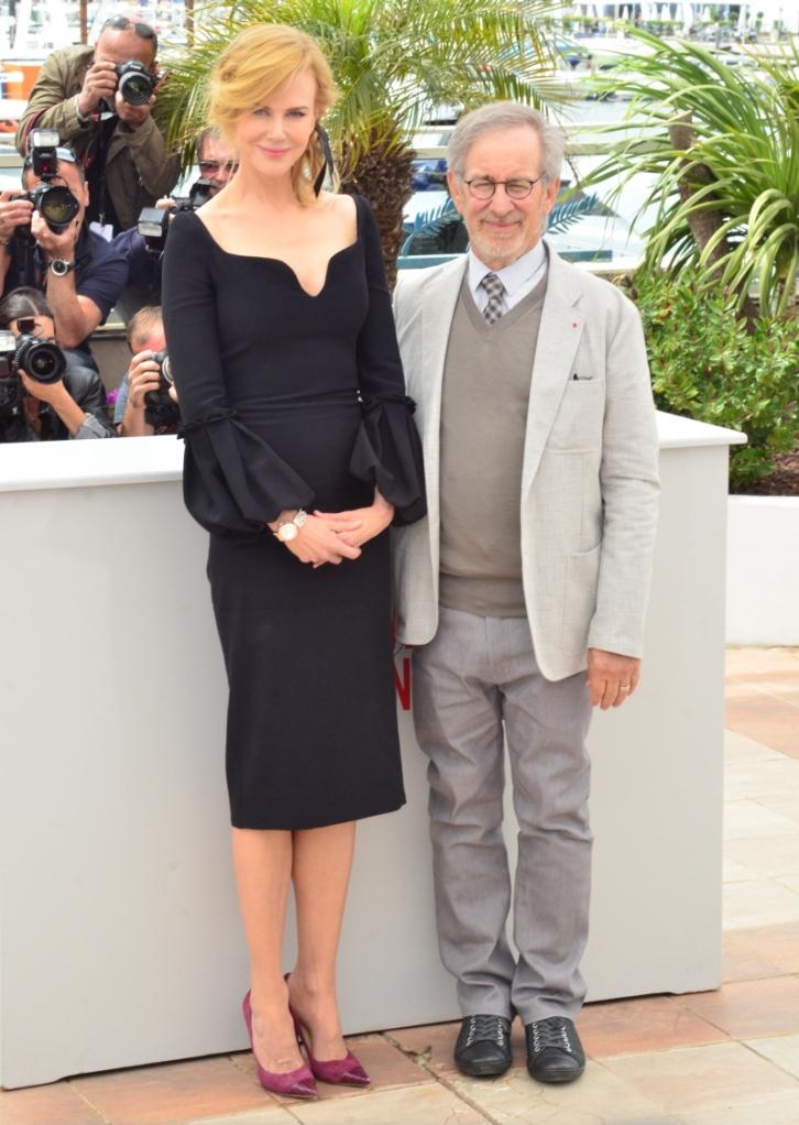 Nicole Kidman e Steven Spielberg