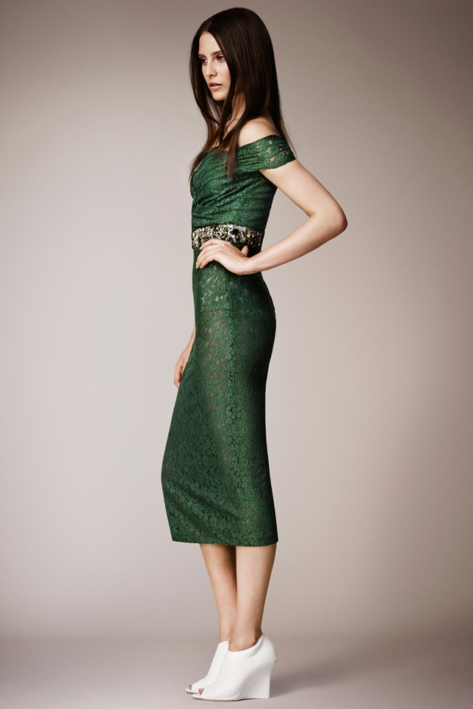 Burberry Prorsum,Resort 2014