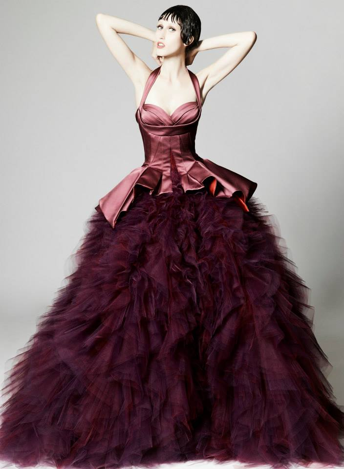 Zac Posen, Resort 2014