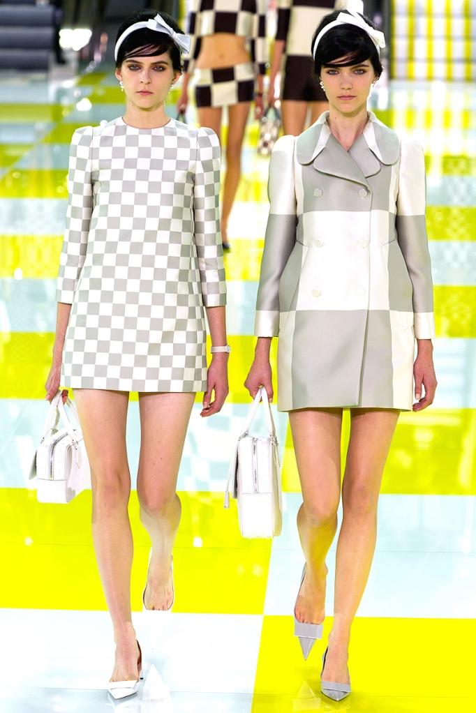 Louis Vuitton, P/E 2013
