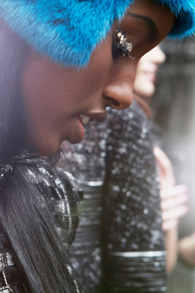 Backstage Chanel fall/winter2013-14-FW-RTW-
