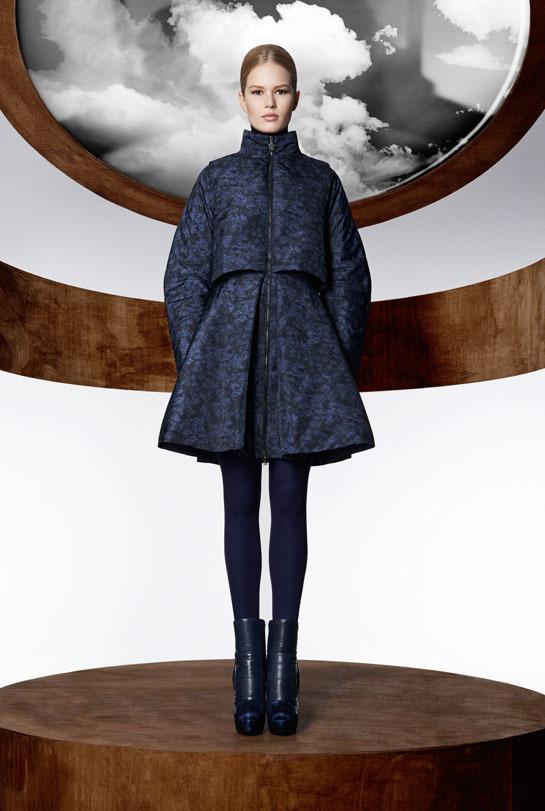 Mary Katrantzou per Moncler M, A/I 2013-14