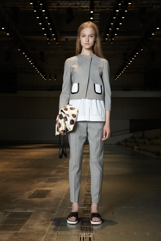 N°21 by Alessandro Dell'Acqua, Resort 2014