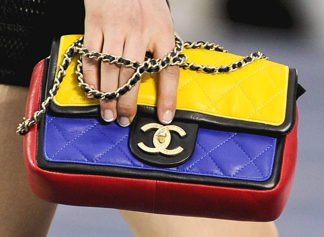 Chanel, P/E 2013