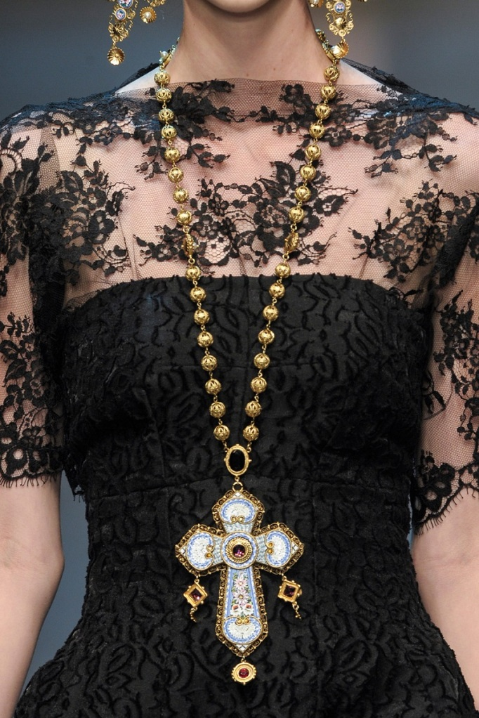 Dolce & Gabbana, A/I 2013-14