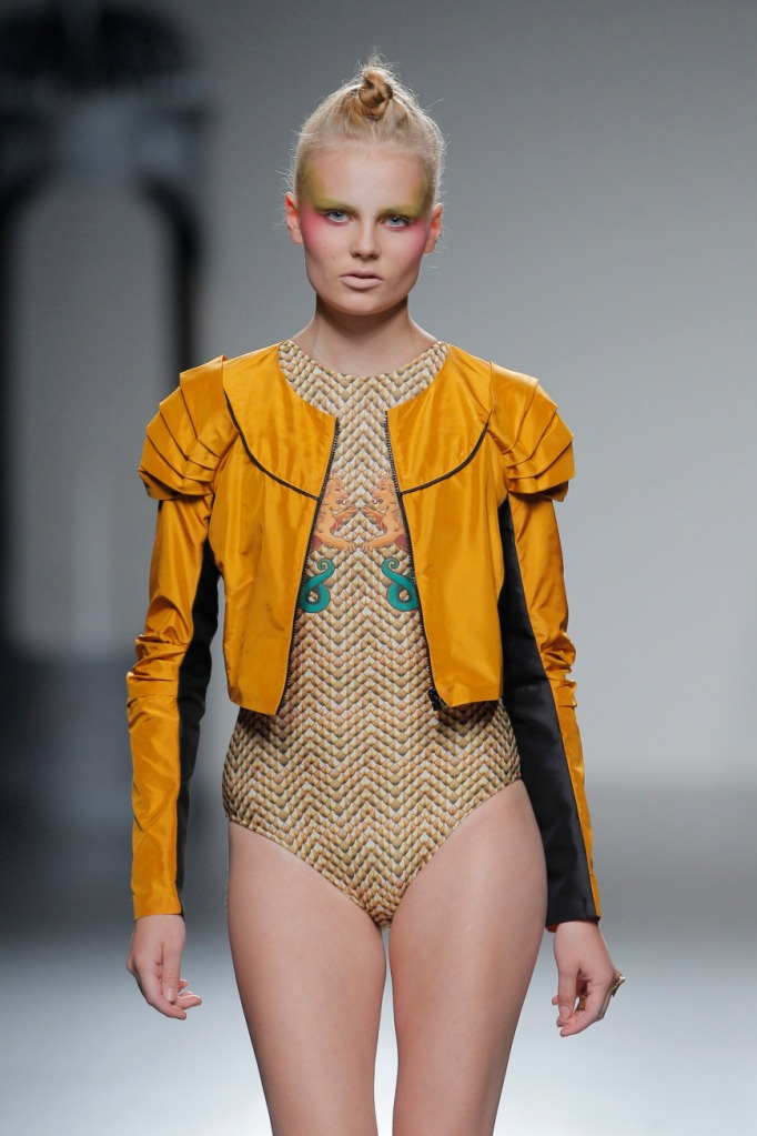 Leyre Valiente, Collection S/S 2013