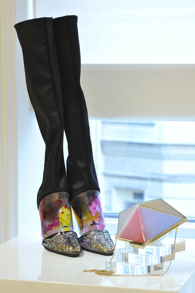 "Roger Vivier, ""Rendez-Vous"" collection spring 2014 preview ..."