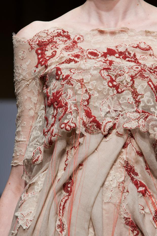 Yiqing Yin, details Haute Couture f/w 2013-14