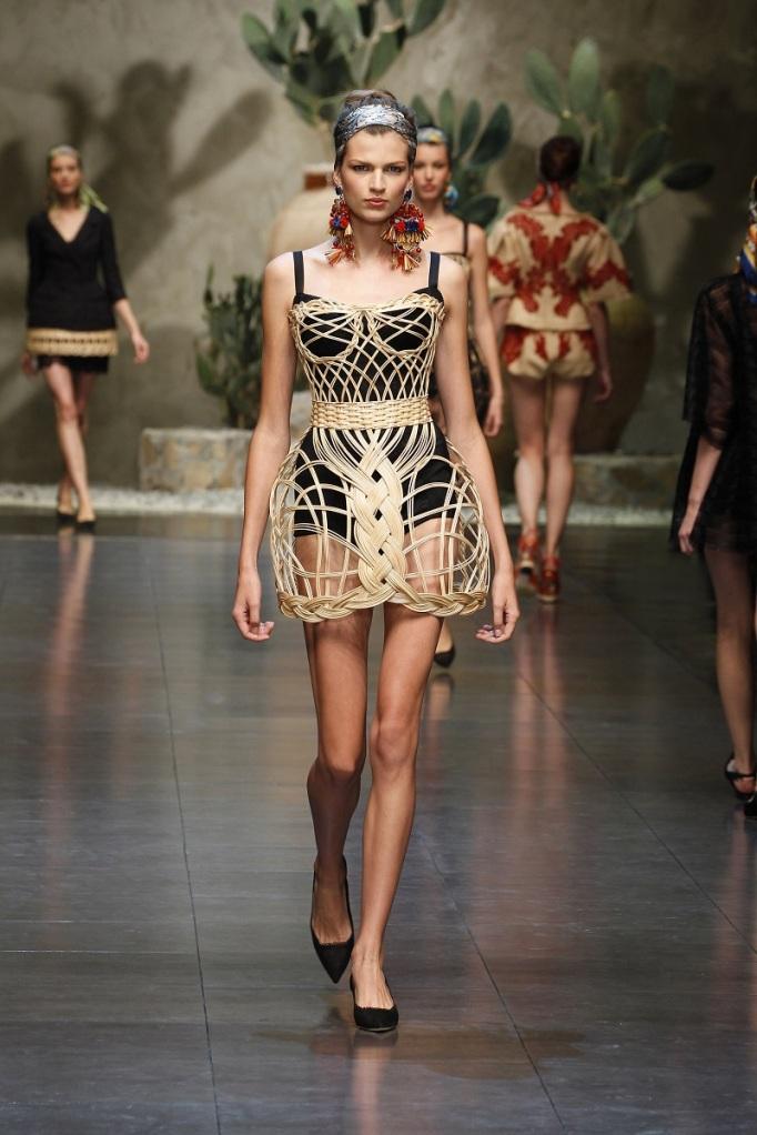 Dolce & Gabbana, S/S 2013