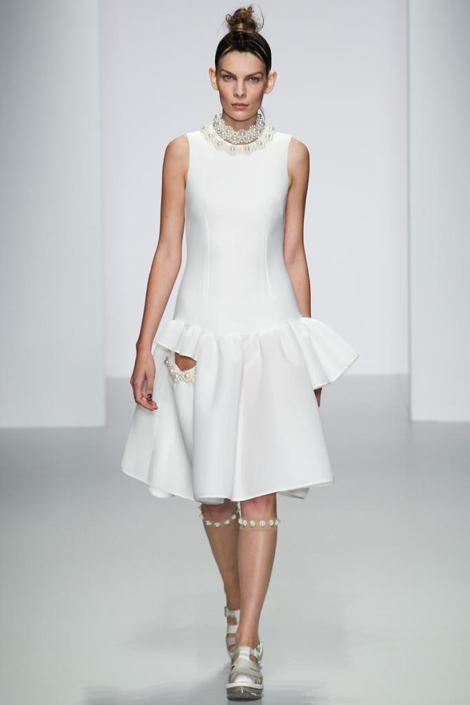 Simone Rocha, Spring 2014