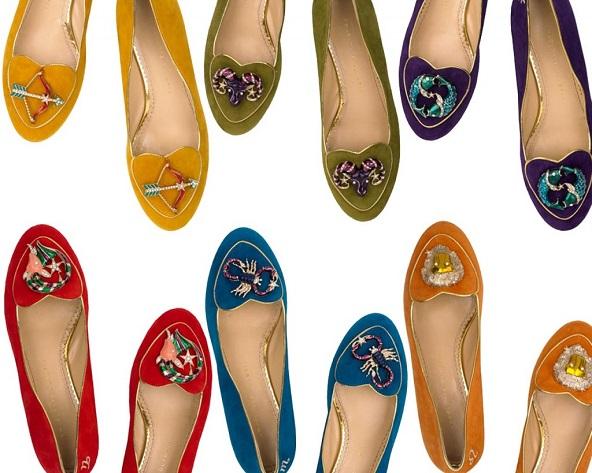 Charlotte Olympia, Birthdayshoes, Autumn/Winter 2013-14