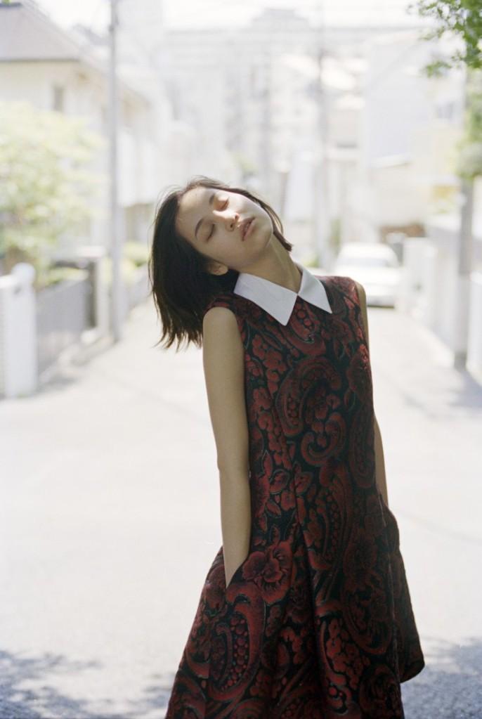 Kiko Mizuhara by Ola Rindal for Union Magazine Fall-2013