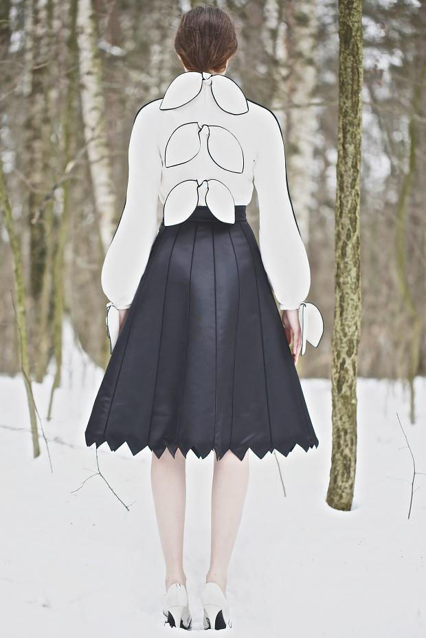 Vika Gazinskaya, Fall/Winter 2013 Lookbook