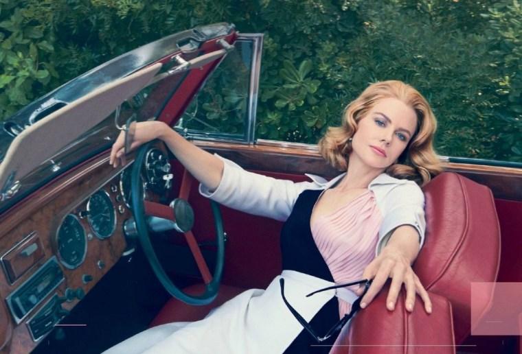 Nicole Kidman by Patrick Demarchelier
