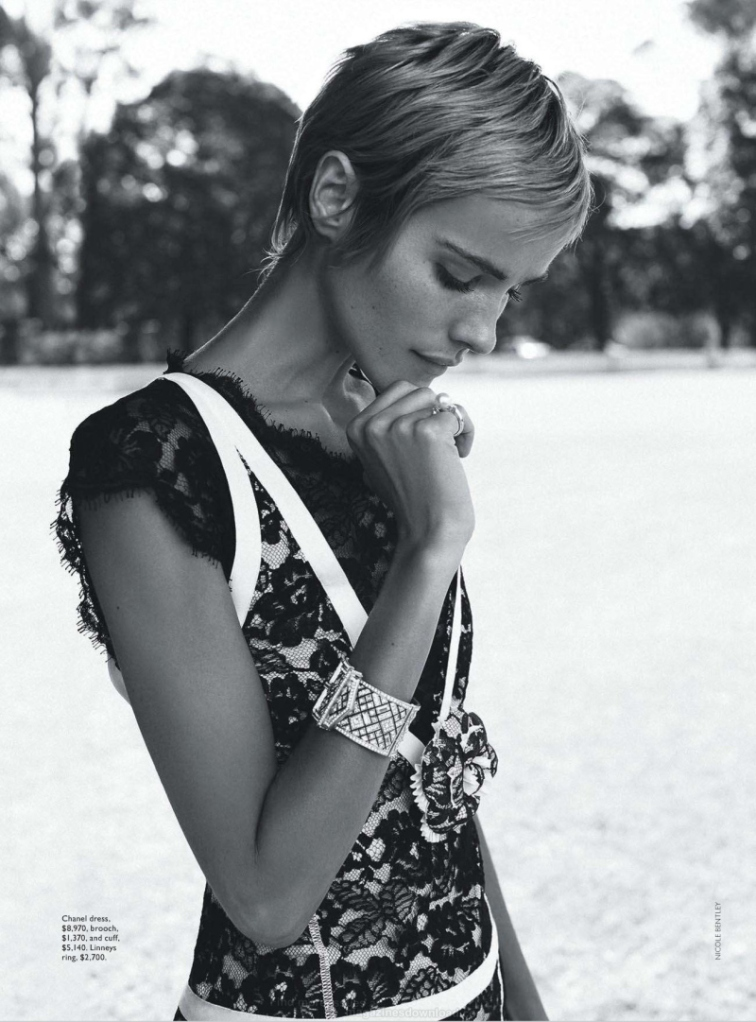 Isabel Lucas by Nicole Bentley for Vogue Australia