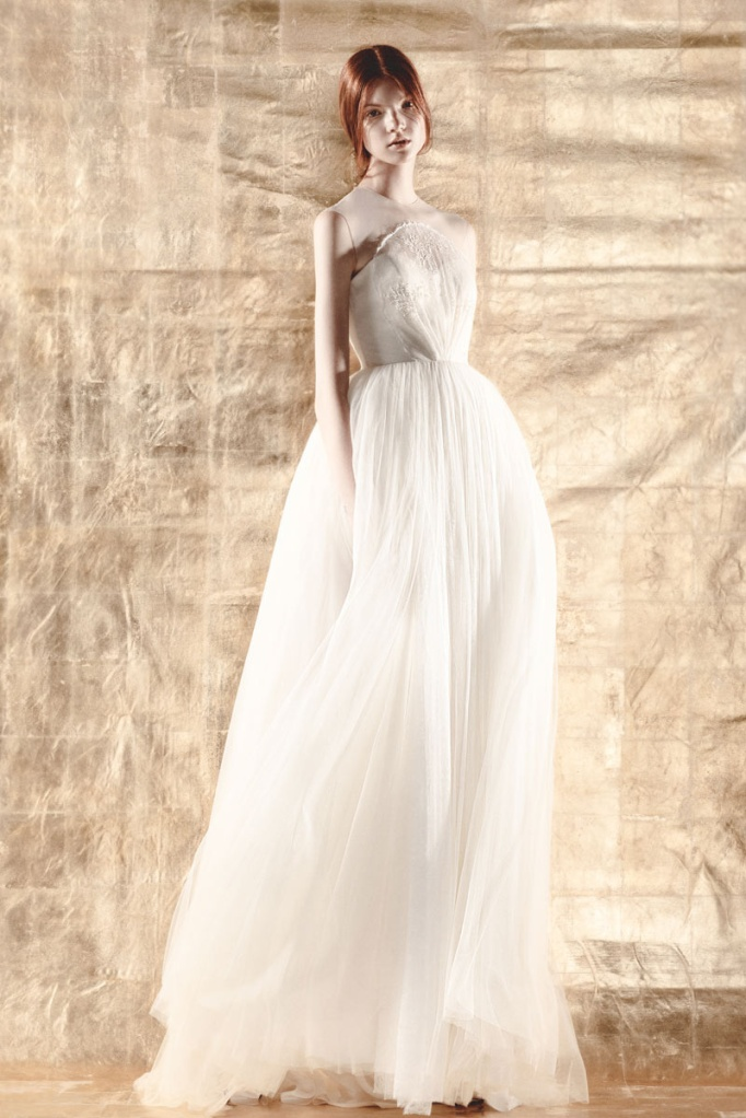 Delpozo, Bridal collection, Spring Summer 2014