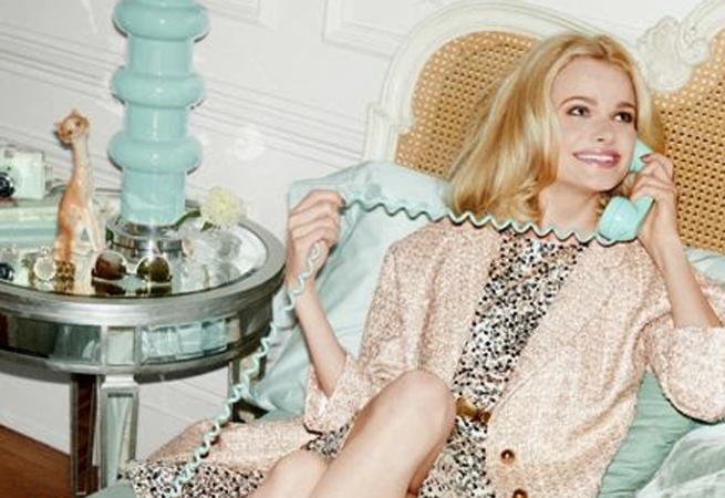 Kate Spade New York' Holiday 2013 Collection