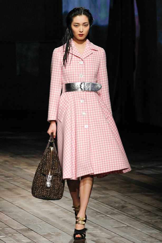 Prada, Autumn-Winter 2013-14