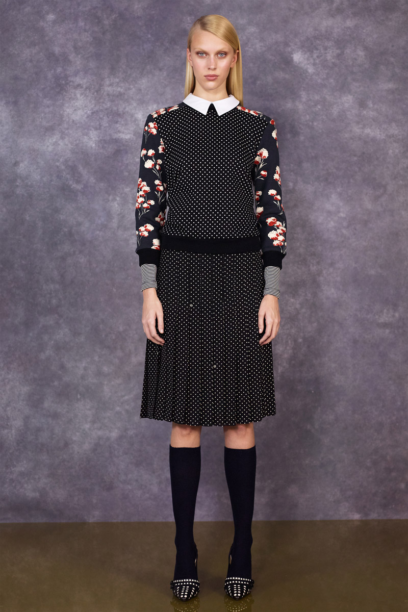 2014 Fall Winter 2015 Fashion Trends For Teensteens: Tory Burch Pre-Fall 2014