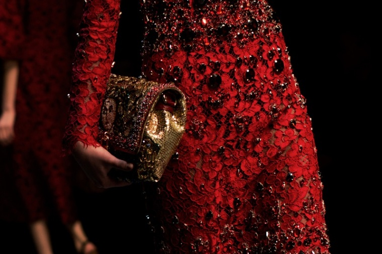 Dolce & Gabbana, Details,  Autumn-Winter 2013