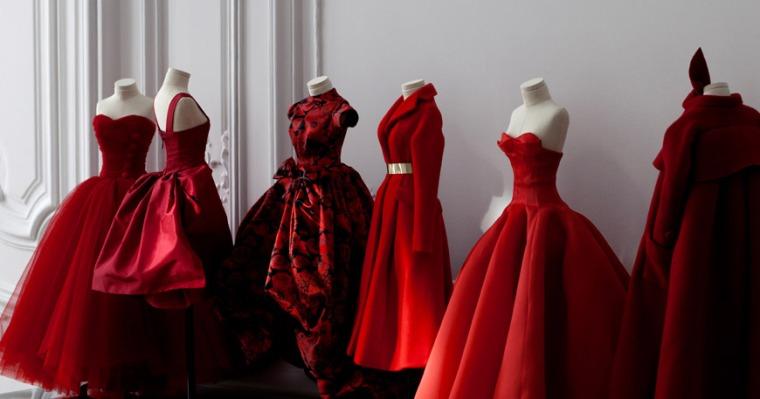 Dior, mini fashion theatre at Harrods