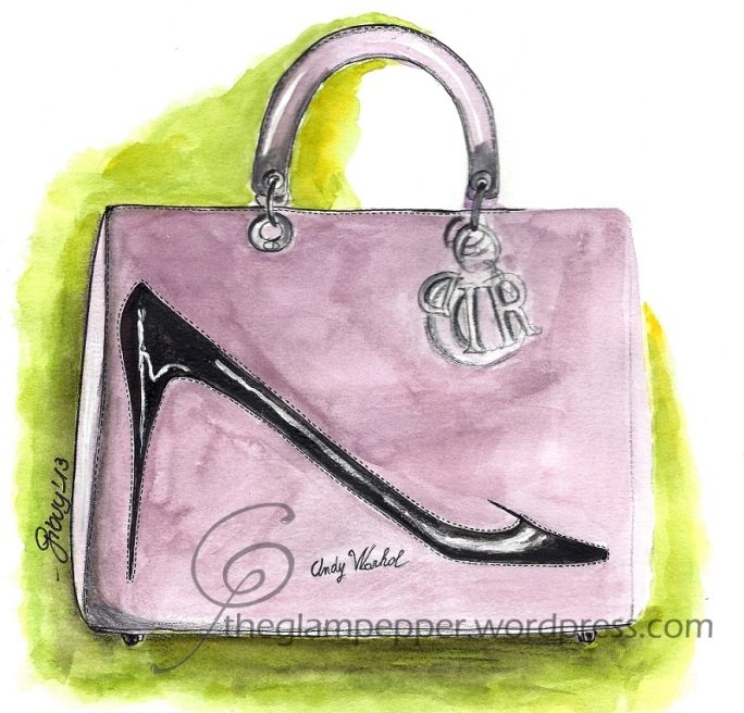 Arty- Lady Dior, Sketches