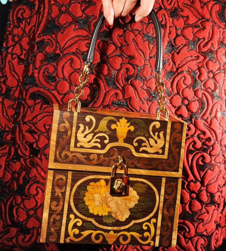 Dolce & Gabbana, Details,  Autumn-Winter 2013