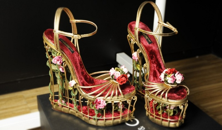 Dolce & Gabbana, Shoes, Autumn-Winter 2013