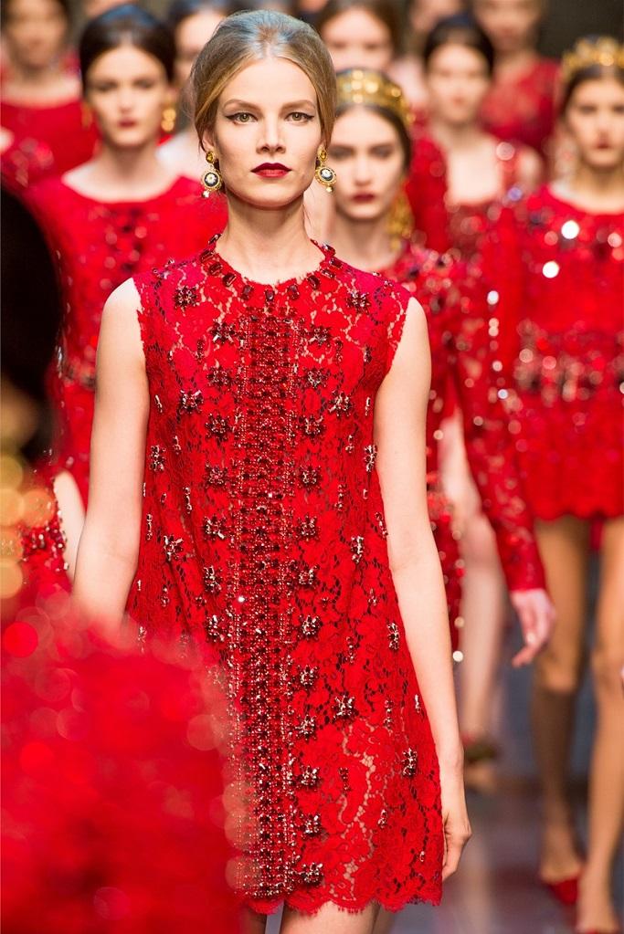 Dolce & Gabbana, Fall-Winter 2013-14
