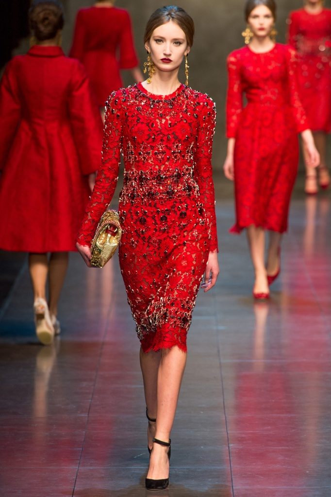 Dolce&Gabbana, Fall-Winter 2013-14