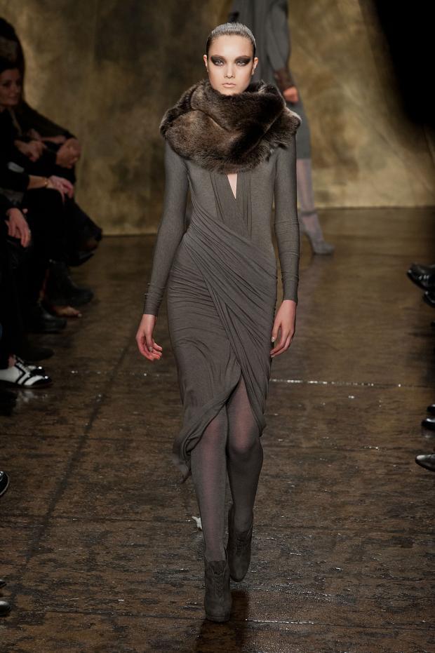 Donna Karan, Autumn-Winter 2013