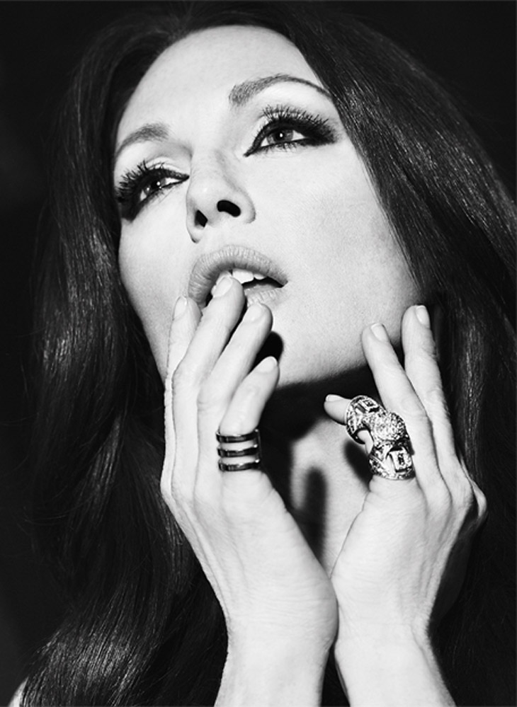Julianne Moore, for The Edit by Paola Kudacki