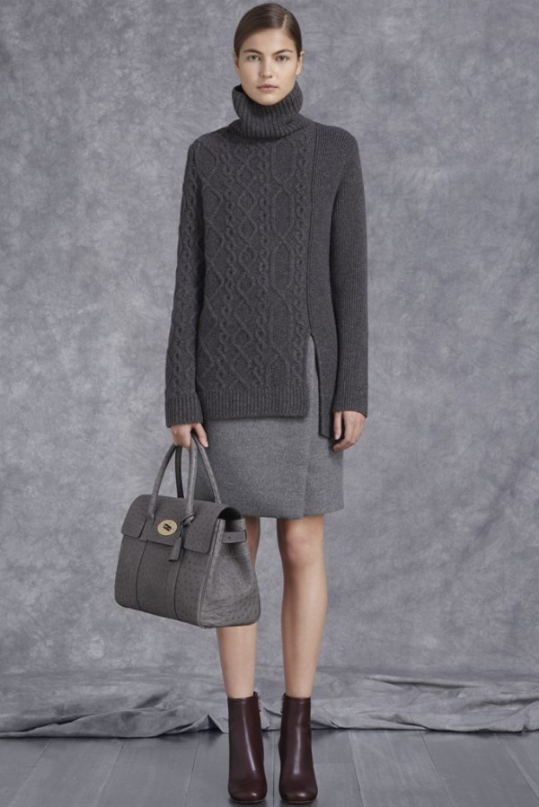 Mulberry, Pre-Fall 2014 Collection