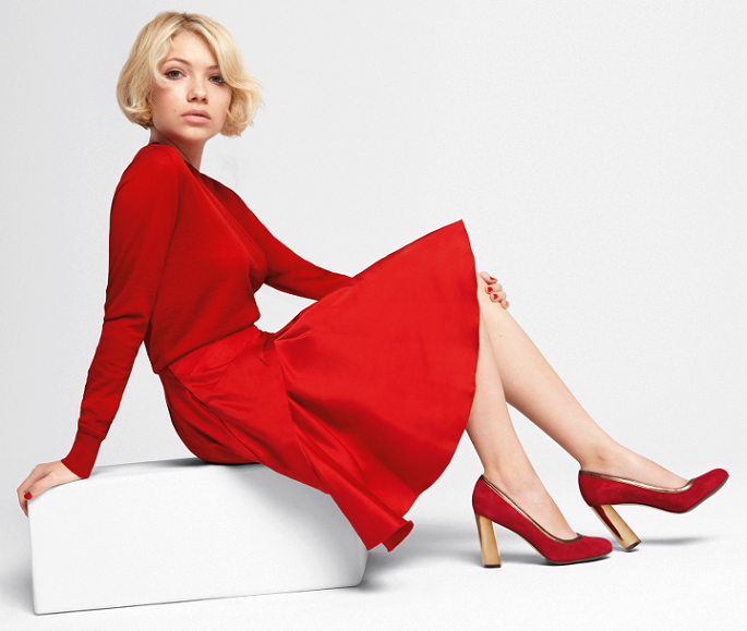 Tavi Gevinson, Looks So Chic in New Cole Haan Campaign