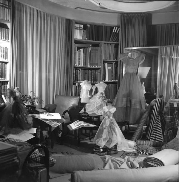Laboratorio di Jeanne Lanvin, 1936