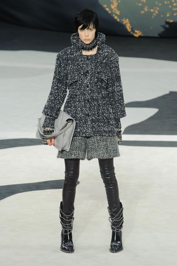 Chanel, Autumn-Winter 2014
